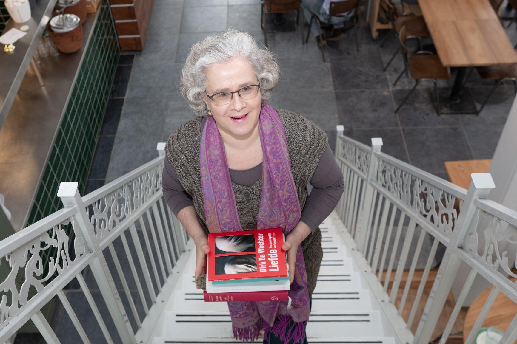 Date Met Een Derde auteur Cécile Ickenroth