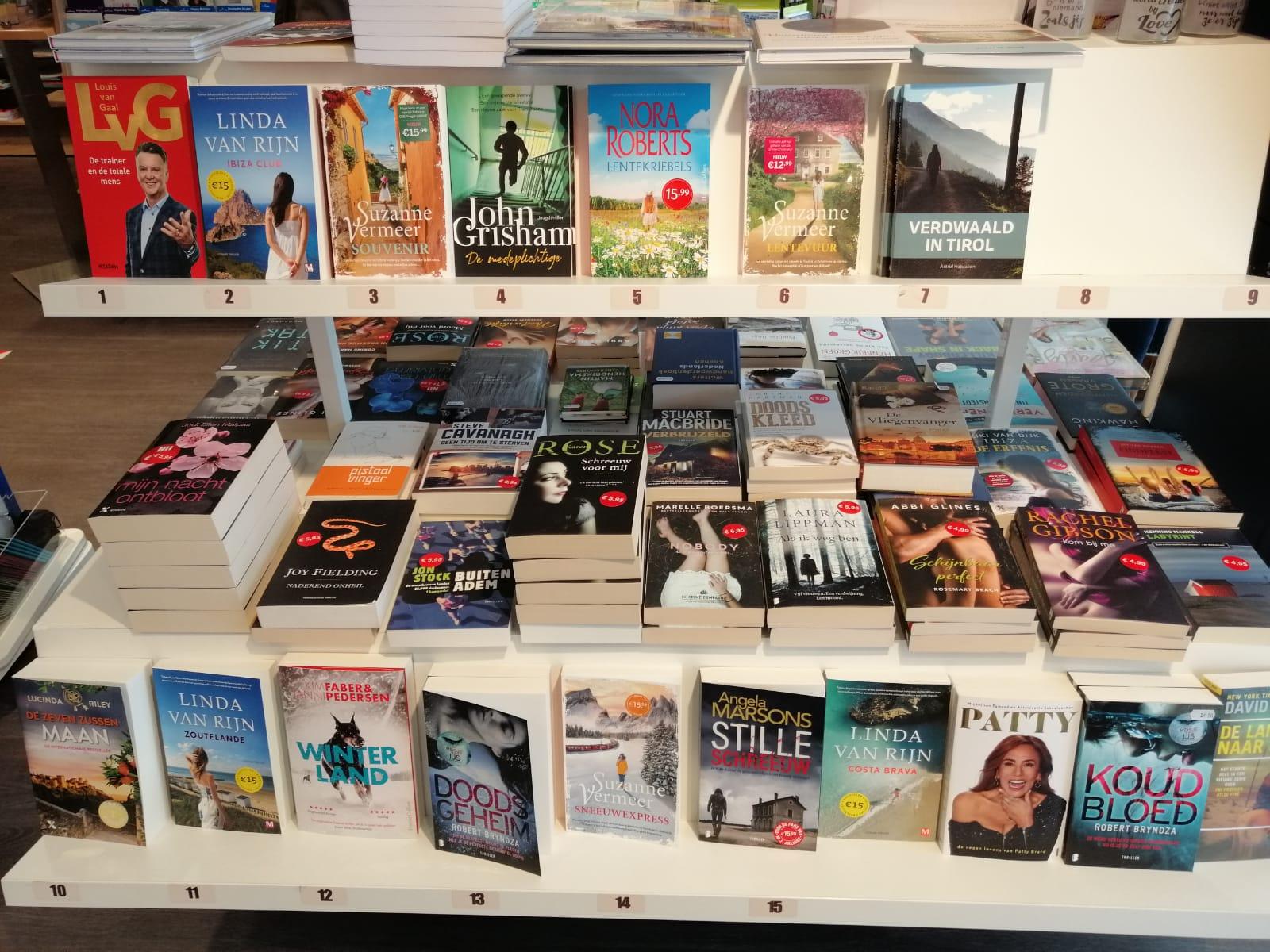 Boekwinkel Voorschoten Lezers Kopers